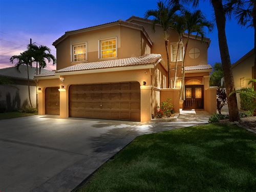 Photo of Listing MLS rx in 2128 Chagall Circle West Palm Beach FL 33409