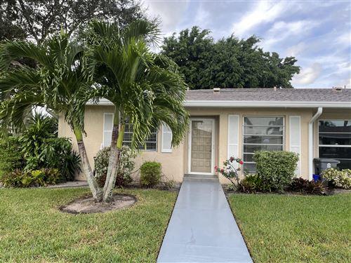 Photo of 21012 Covington Drive #193, Boca Raton, FL 33433 (MLS # RX-10753858)