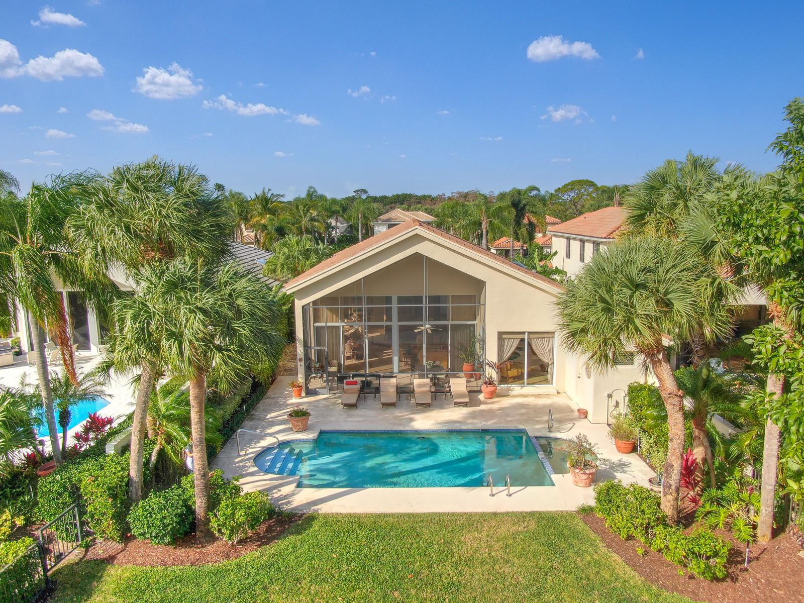 Photo of 13368 Provence Drive, Palm Beach Gardens, FL 33410 (MLS # RX-10592858)