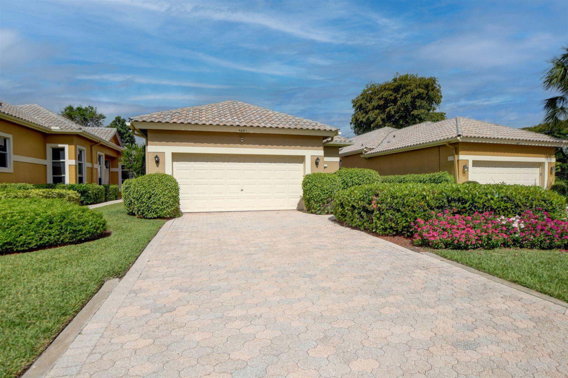 6681 NW 25th Terrace, Boca Raton, FL 33496 - #: RX-10727858