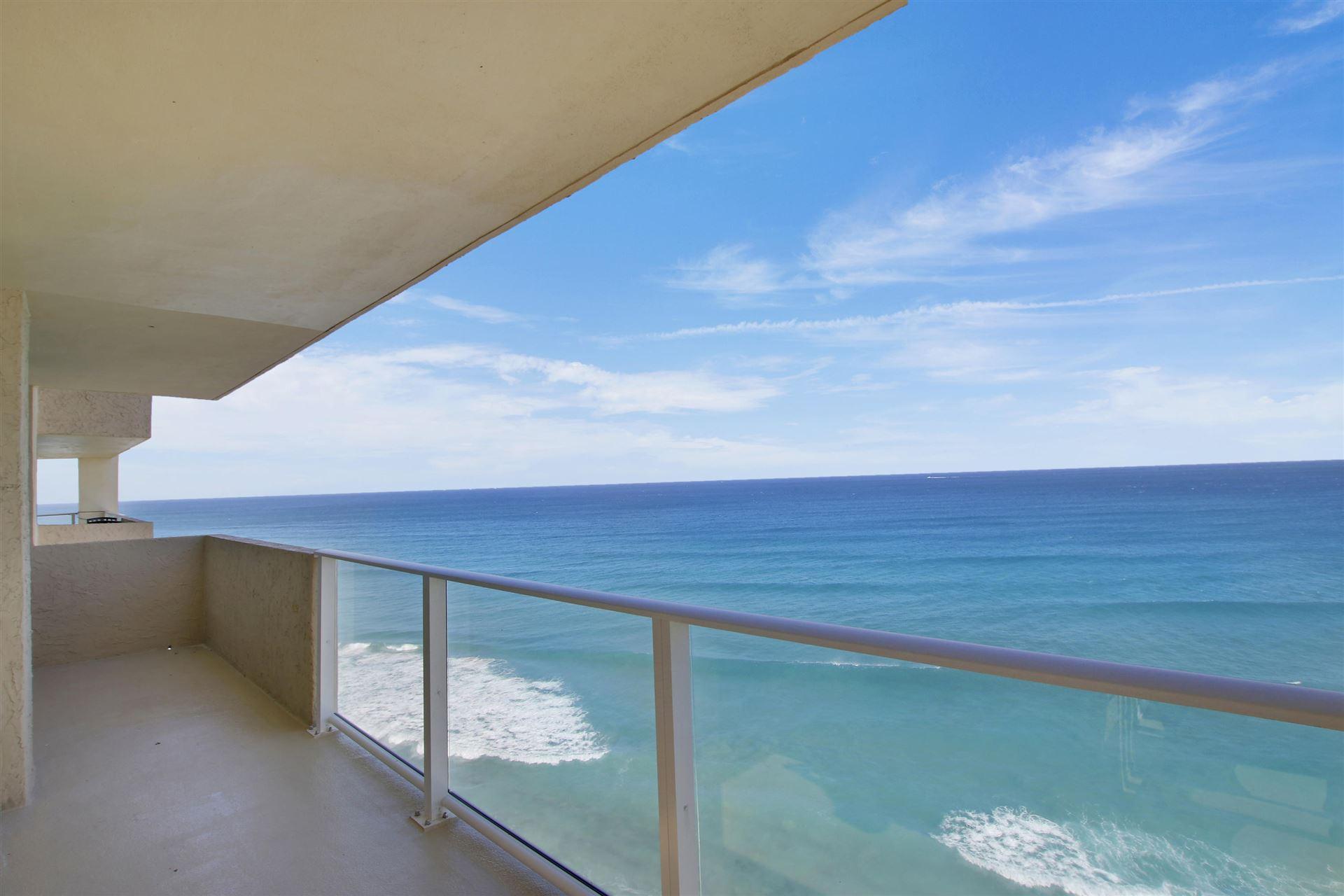 5440 N Ocean Drive #1203, Singer Island, FL 33404 - #: RX-10648859