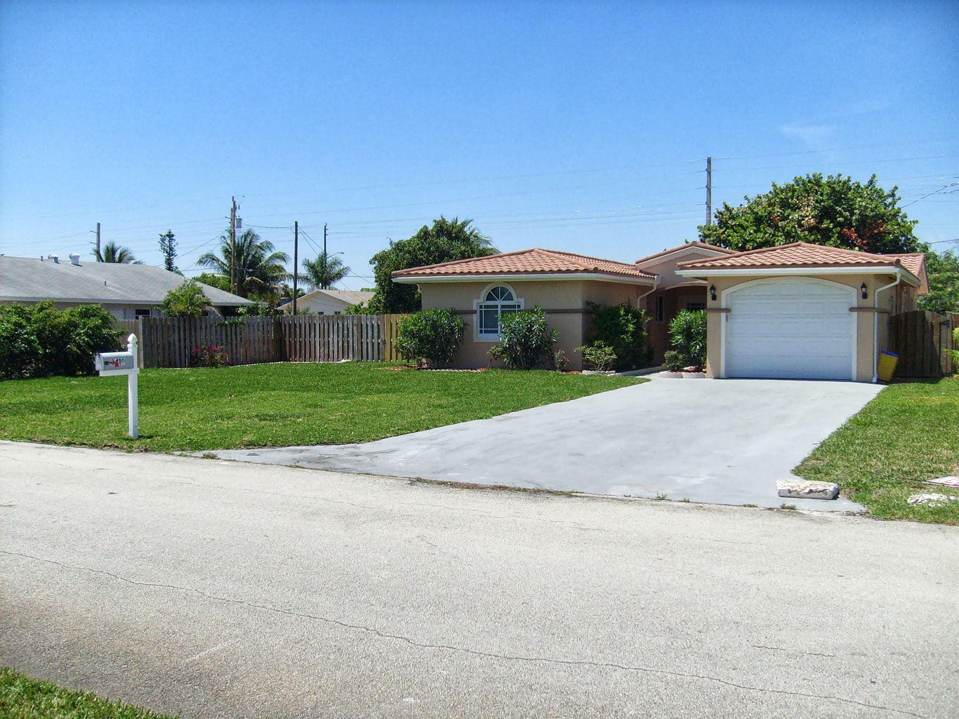 3419 NE 4th Avenue, Boca Raton, FL 33431 - MLS#: RX-10712859