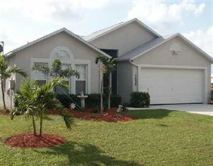Photo of 5830 NW Begonia, Port Saint Lucie, Avenue, Port Saint Lucie, FL 34986 (MLS # RX-10574860)