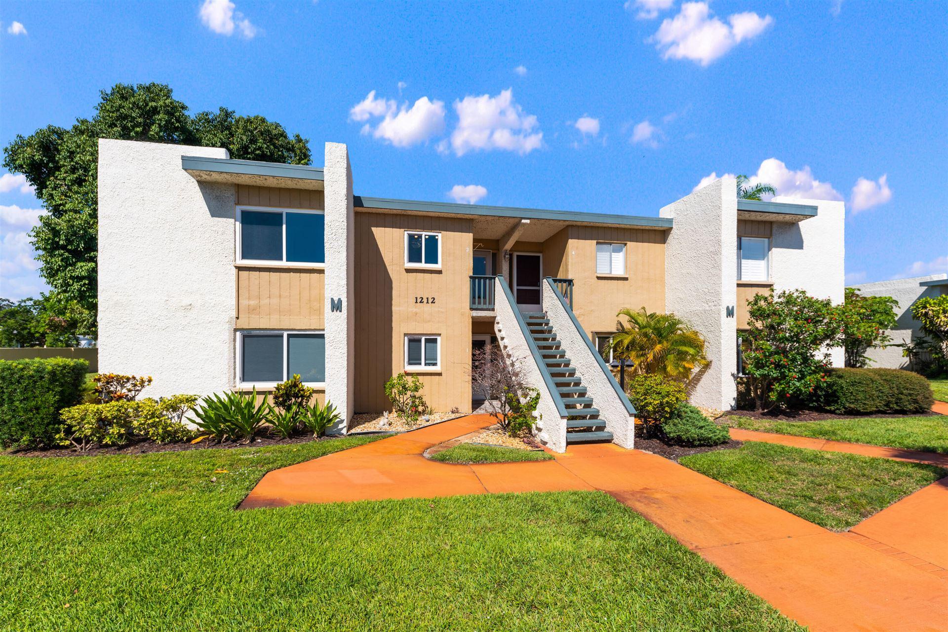 1212 NE 14th Court #M-3, Jensen Beach, FL 34957 - #: RX-10743860