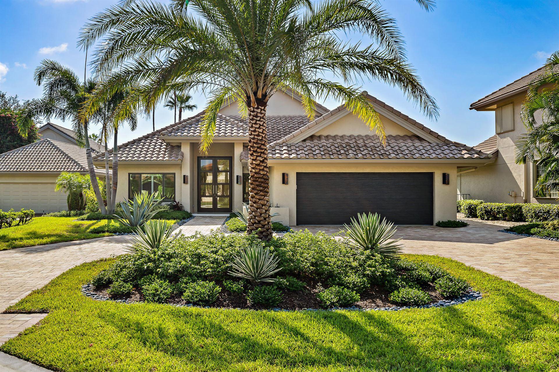 Photo of 13828 Rivoli Drive, Palm Beach Gardens, FL 33410 (MLS # RX-10654861)