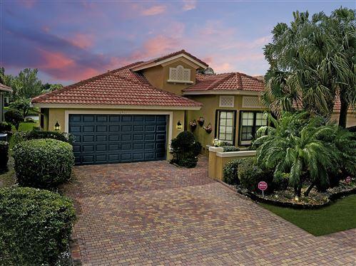 Photo of 6911 Boscanni Drive, Boynton Beach, FL 33437 (MLS # RX-10585862)