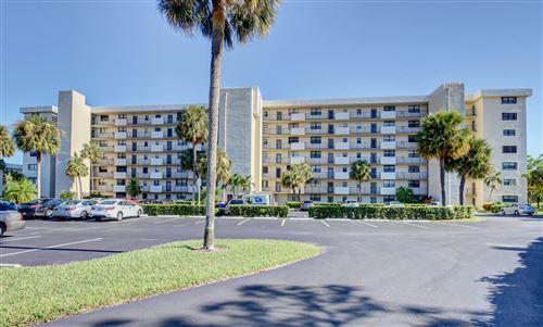Photo of 2430 Deer Creek Country Club Boulevard #210-2, Deerfield Beach, FL 33442 (MLS # RX-10652862)