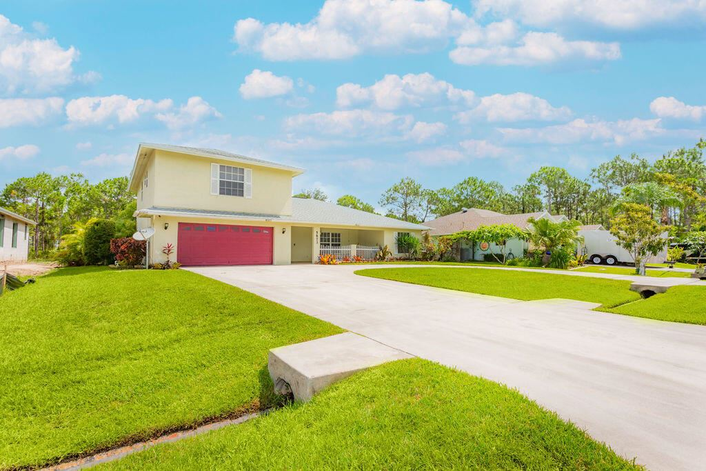 5873 NW Wesley Road NW, Port Saint Lucie, FL 34986 - #: RX-10729862