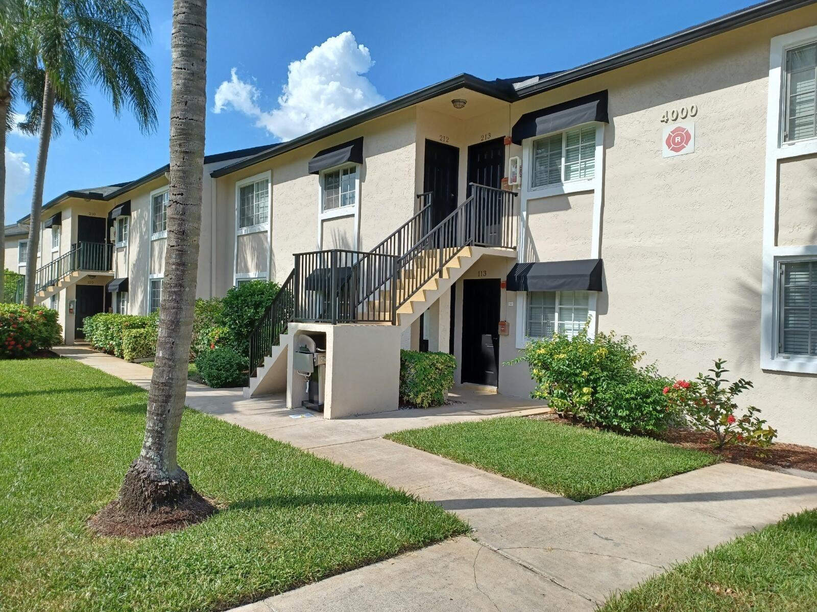 4000 Crystal Lake Drive #112, Deerfield Beach, FL 33064 - MLS#: RX-10742862