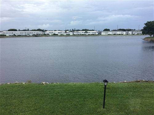 Photo of 1801 Ocean Drive #209, Boynton Beach, FL 33426 (MLS # RX-10665863)