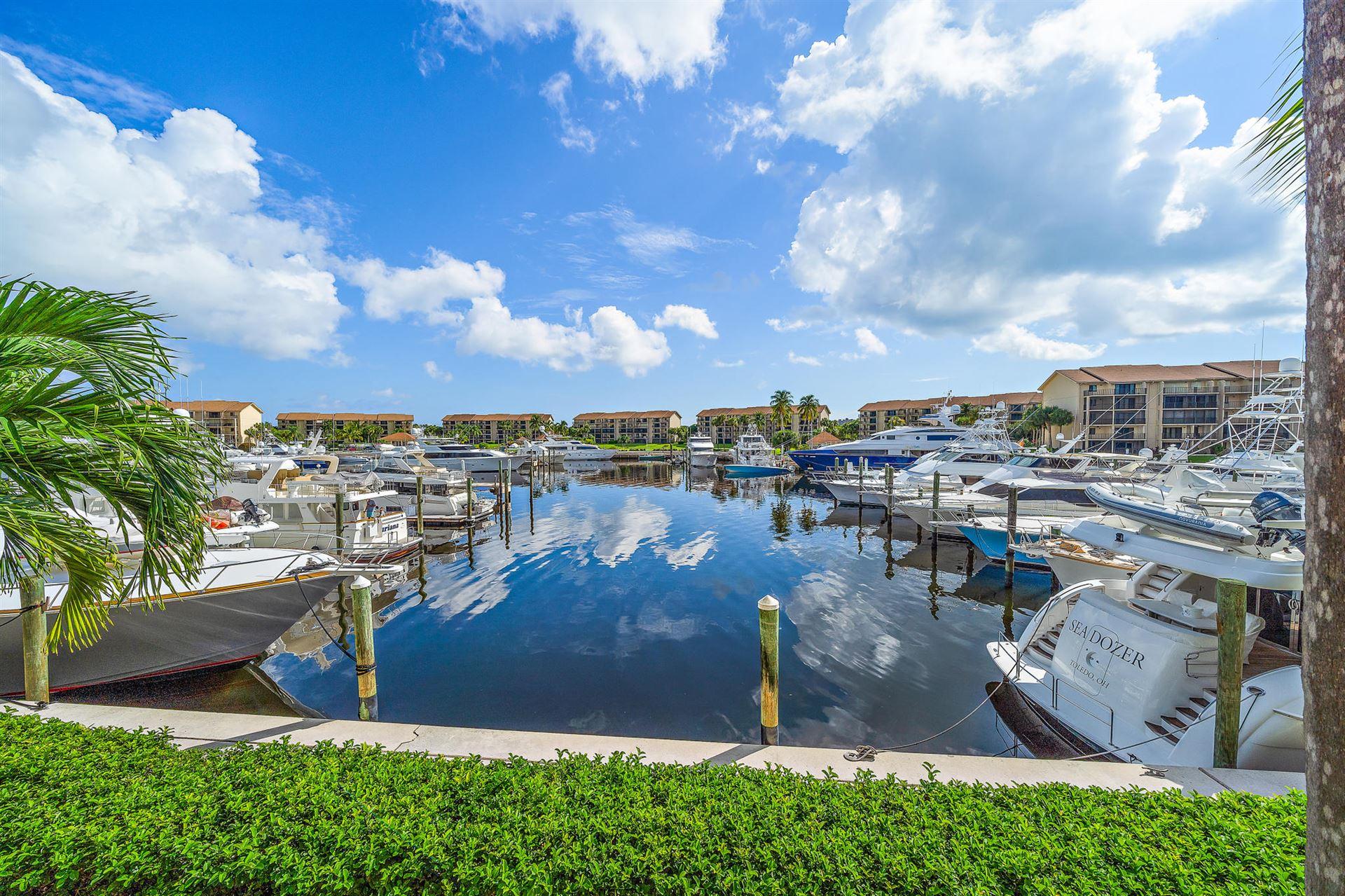Photo of 2401 Marina Isle Way #205, Jupiter, FL 33477 (MLS # RX-10662863)
