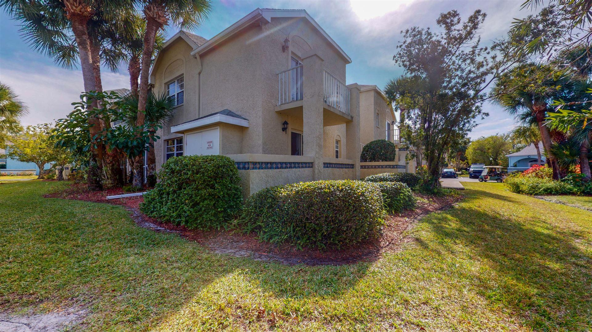 1674 SE Green Acres Circle #103, Port Saint Lucie, FL 34953 - #: RX-10692863