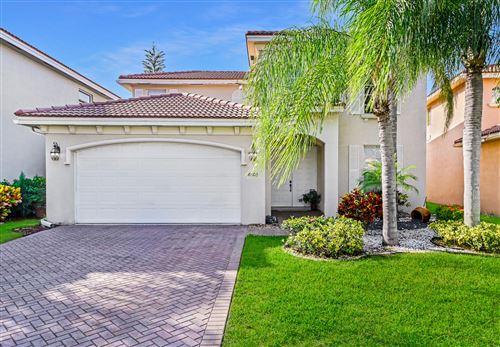 Foto de inmueble con direccion 6603 Traveler Road West Palm Beach FL 33411 con MLS RX-10644864