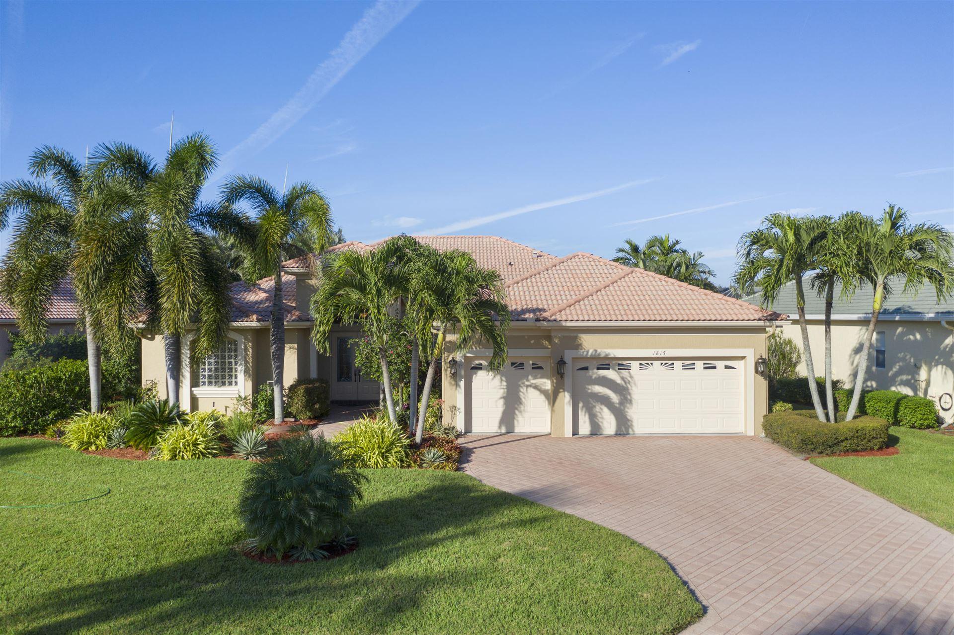 Photo of 1815 SE Killean Court, Port Saint Lucie, FL 34952 (MLS # RX-10580864)
