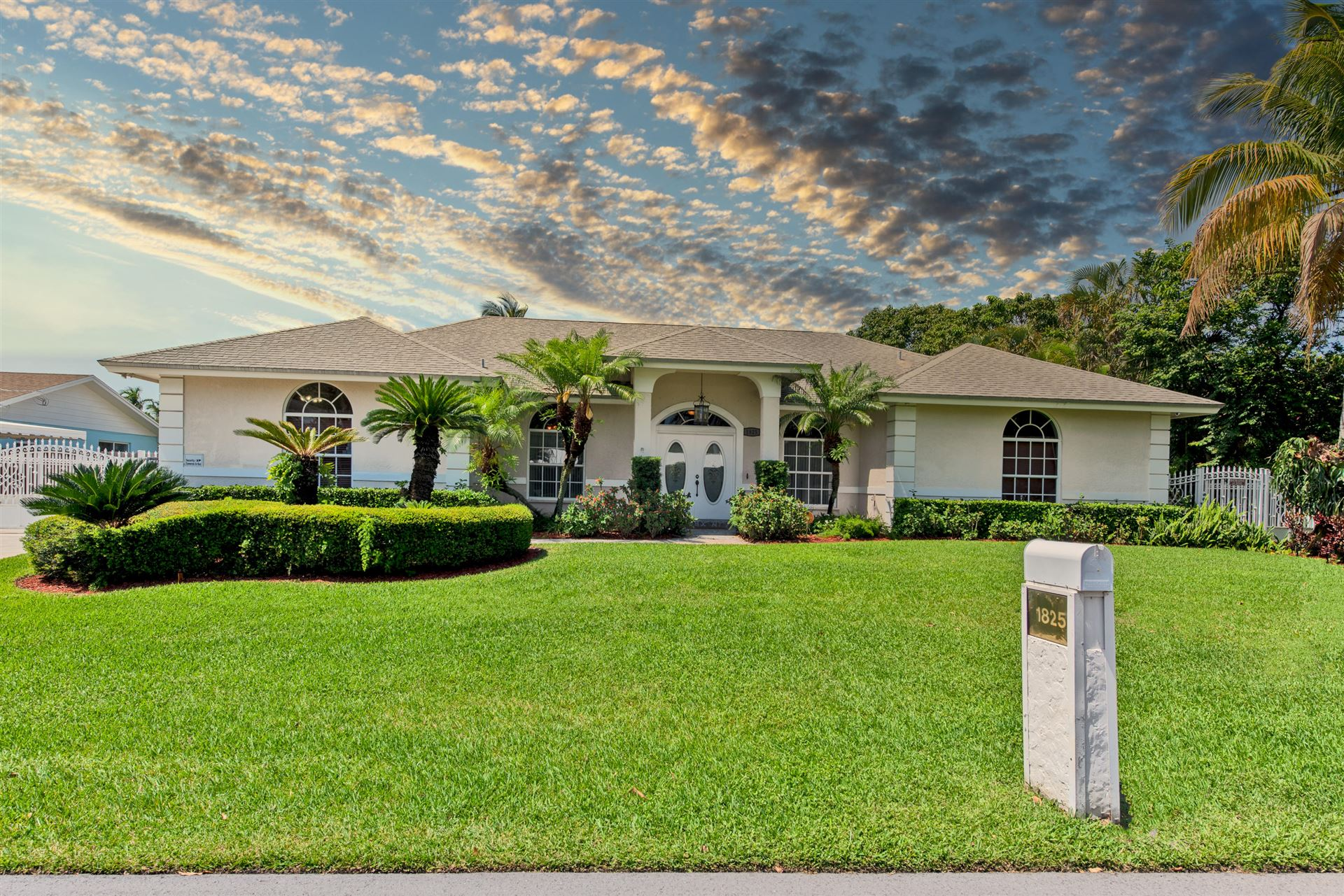 1825 Carandis Road, West Palm Beach, FL 33406 - #: RX-10583864
