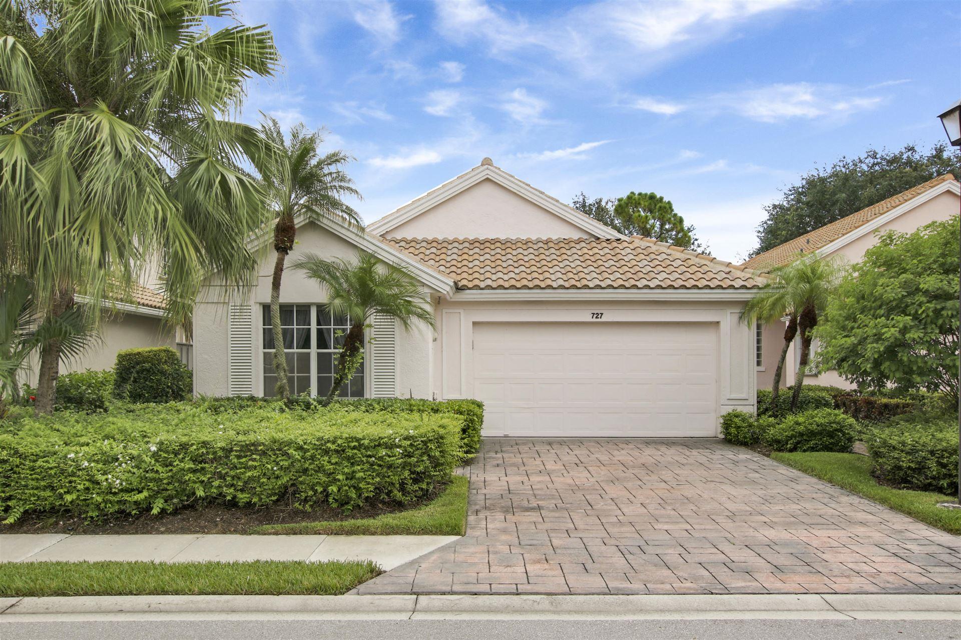 727 Pinehurst Way, Palm Beach Gardens, FL 33418 - #: RX-10631864