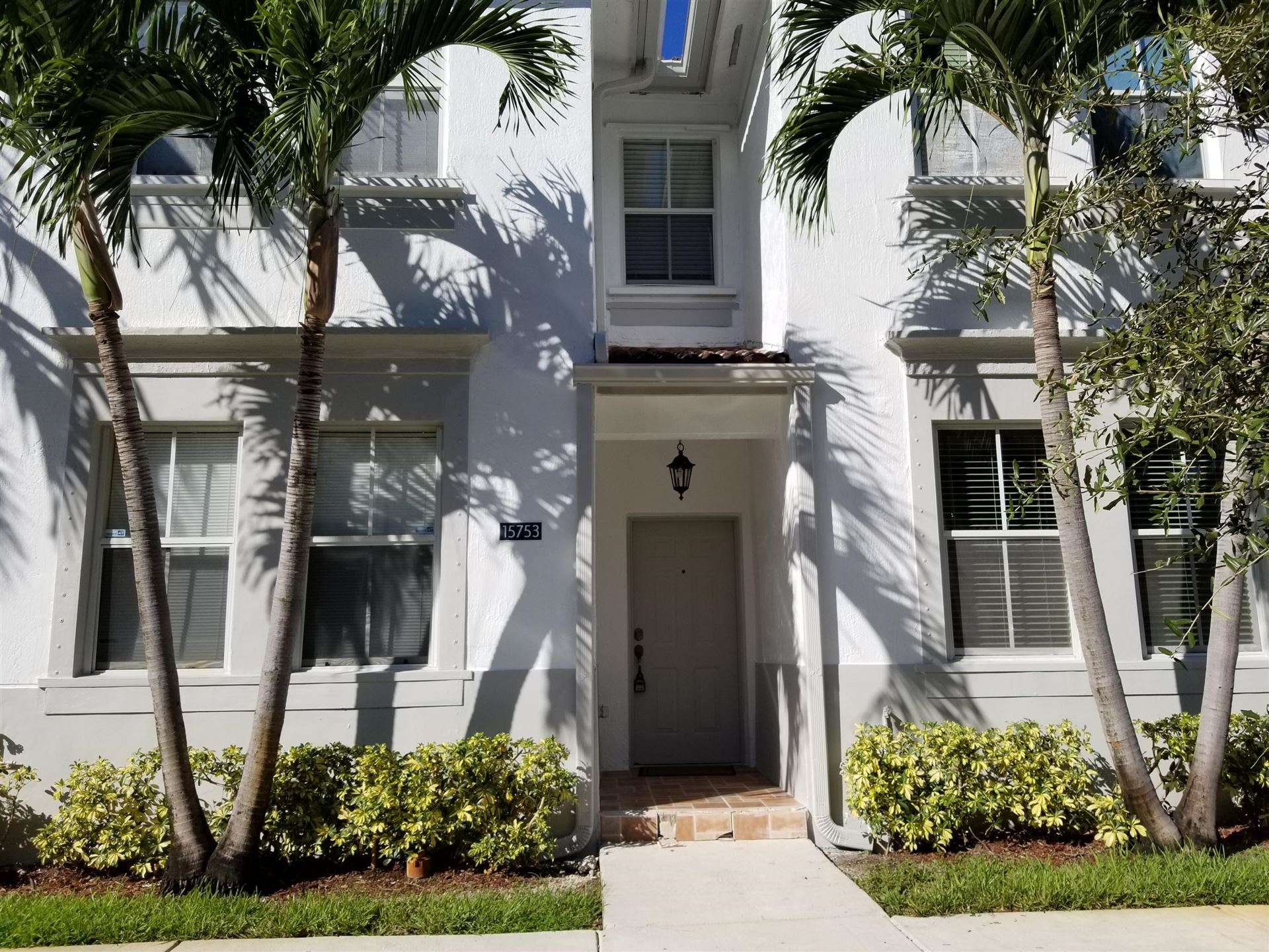 Photo of 15753 SW 42nd Street, Miramar, FL 33027 (MLS # RX-10674864)