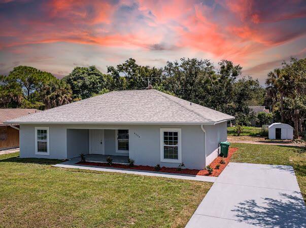 4904 Seagrape Drive, Fort Pierce, FL 34982 - MLS#: RX-10741864