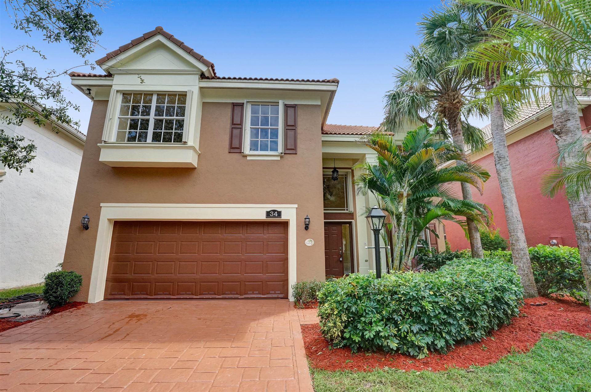 34 Princewood Lane, Palm Beach Gardens, FL 33410 - MLS#: RX-10742864