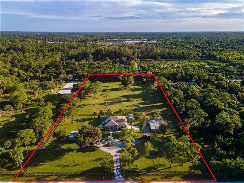 Photo of 14346 Tripp Road N, Loxahatchee Groves, FL 33470 (MLS # RX-10750865)