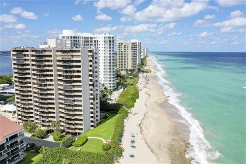 Photo of 4200 N Ocean Drive #1-1003, Singer Island, FL 33404 (MLS # RX-10754865)