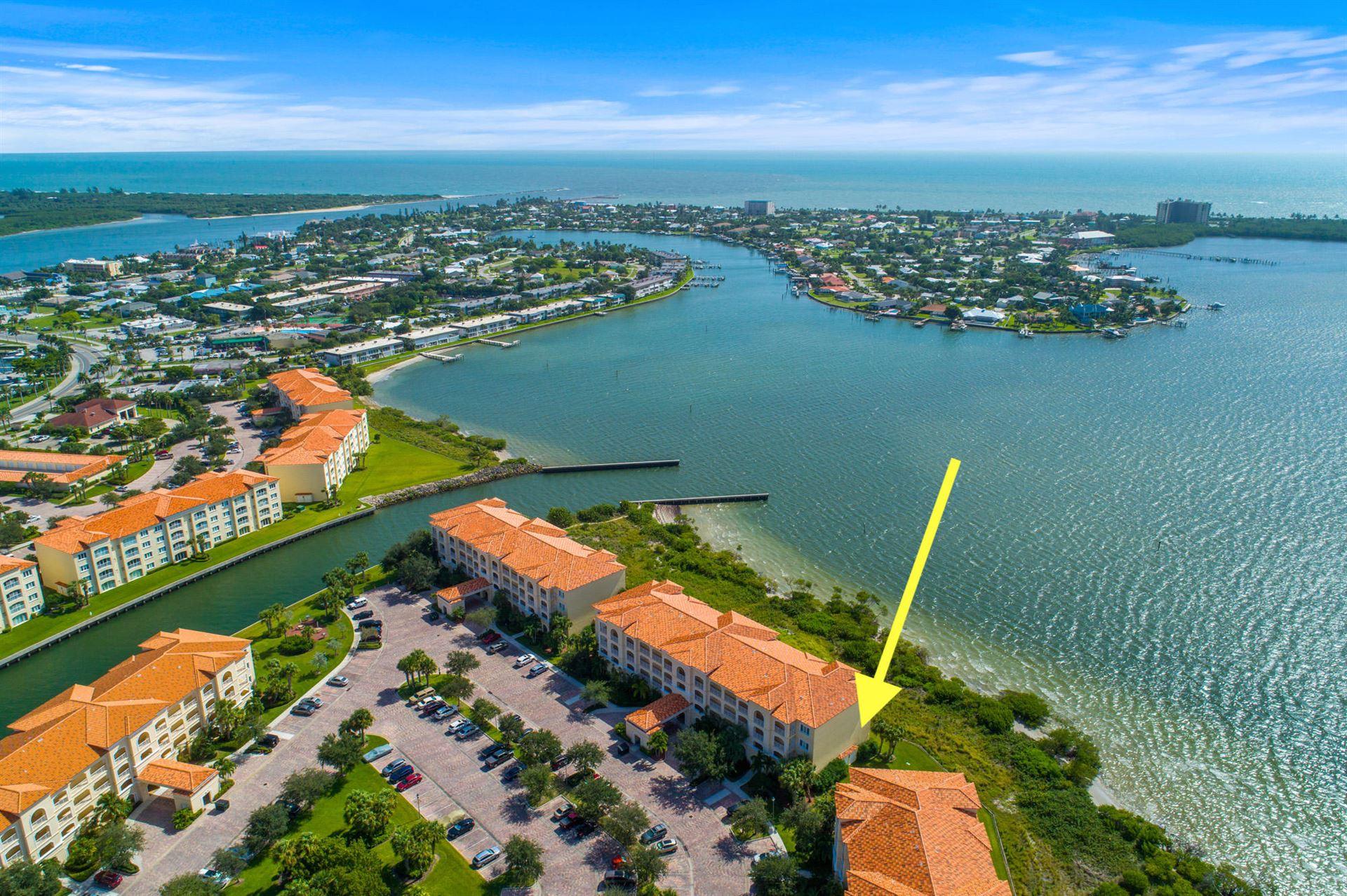 21 Harbour Isle Drive W #106, Fort Pierce, FL 34949 - #: RX-10649865
