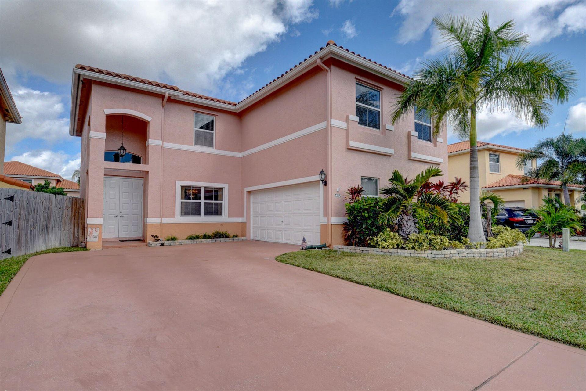 7315 Spinnaker Bay Drive, Lake Worth, FL 33467 - MLS#: RX-10753865
