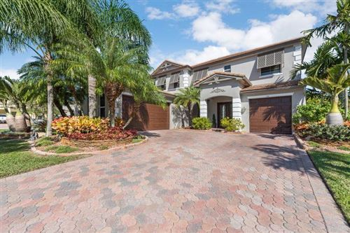 Photo of 424 Saint Emma Drive, Royal Palm Beach, FL 33411 (MLS # RX-10594866)