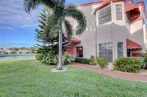 Photo of 7657 Lexington Club Boulevard #A, Delray Beach, FL 33446 (MLS # RX-10673866)