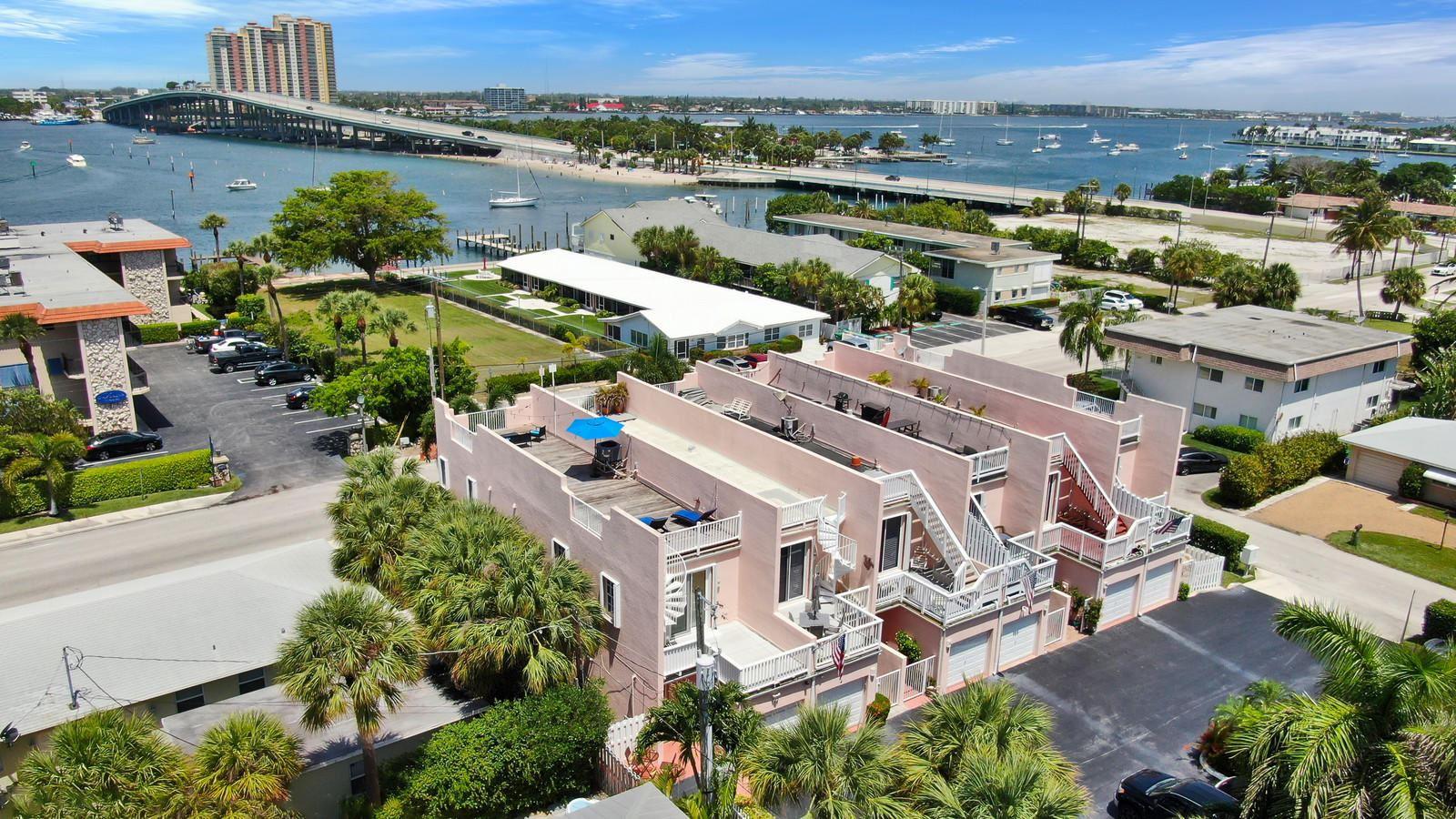 Photo of 1101 Beach Road #F, Palm Beach Shores, FL 33404 (MLS # RX-10624866)