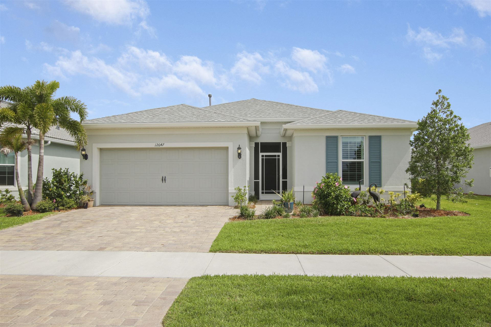 12647 SW Gingerline Drive, Port Saint Lucie, FL 34987 - MLS#: RX-10712866