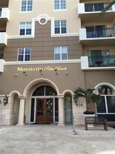 Photo of 616 Clearwater Park Road #708, West Palm Beach, FL 33401 (MLS # RX-10540867)