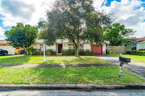 Photo of 5560 SW 7th Place, Margate, FL 33068 (MLS # RX-10587867)