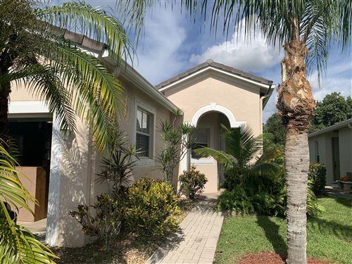 Photo of 891 SW Rocky Bayou Terrace, Port Saint Lucie, FL 34986 (MLS # RX-10674867)