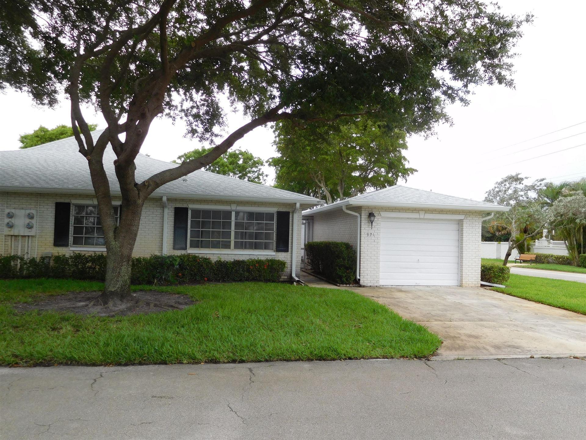 10071 43rd Trail S #321, Boynton Beach, FL 33436 - #: RX-10625867