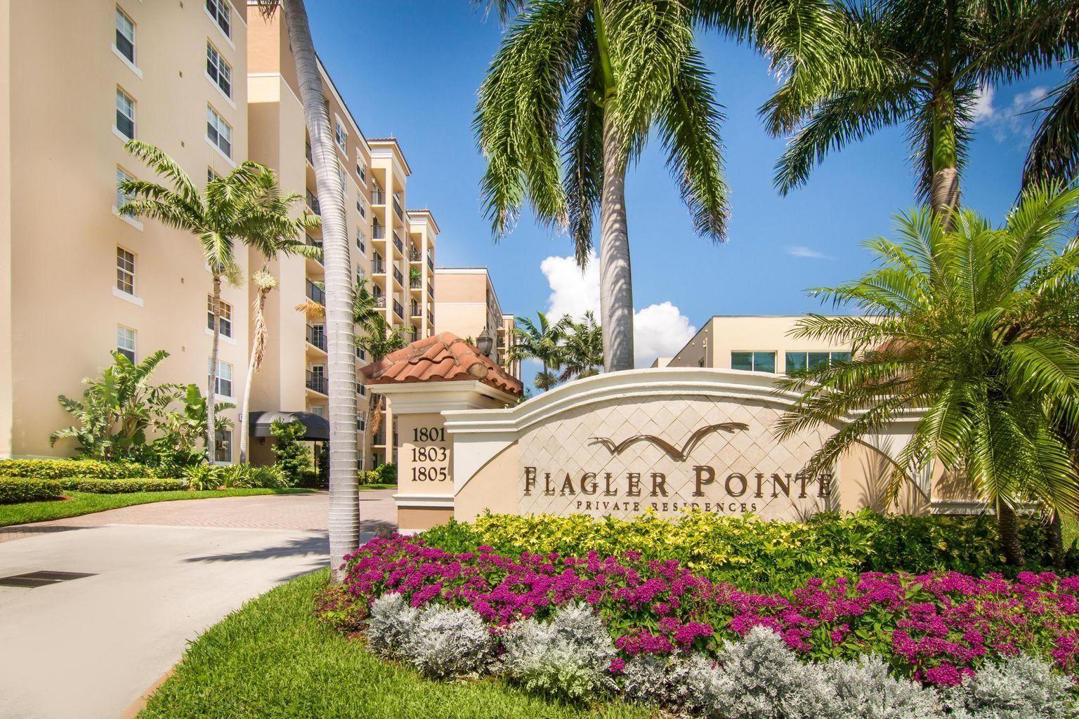 1801 N Flagler Drive #524, West Palm Beach, FL 33407 - MLS#: RX-10727867