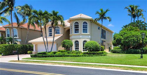 Photo of 736 Sandy Point Lane, North Palm Beach, FL 33410 (MLS # RX-10719868)