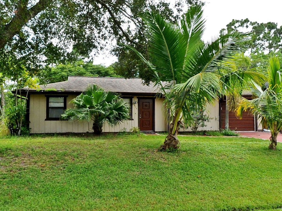 534 NW Billiar Avenue, Port Saint Lucie, FL 34953 - #: RX-10632868