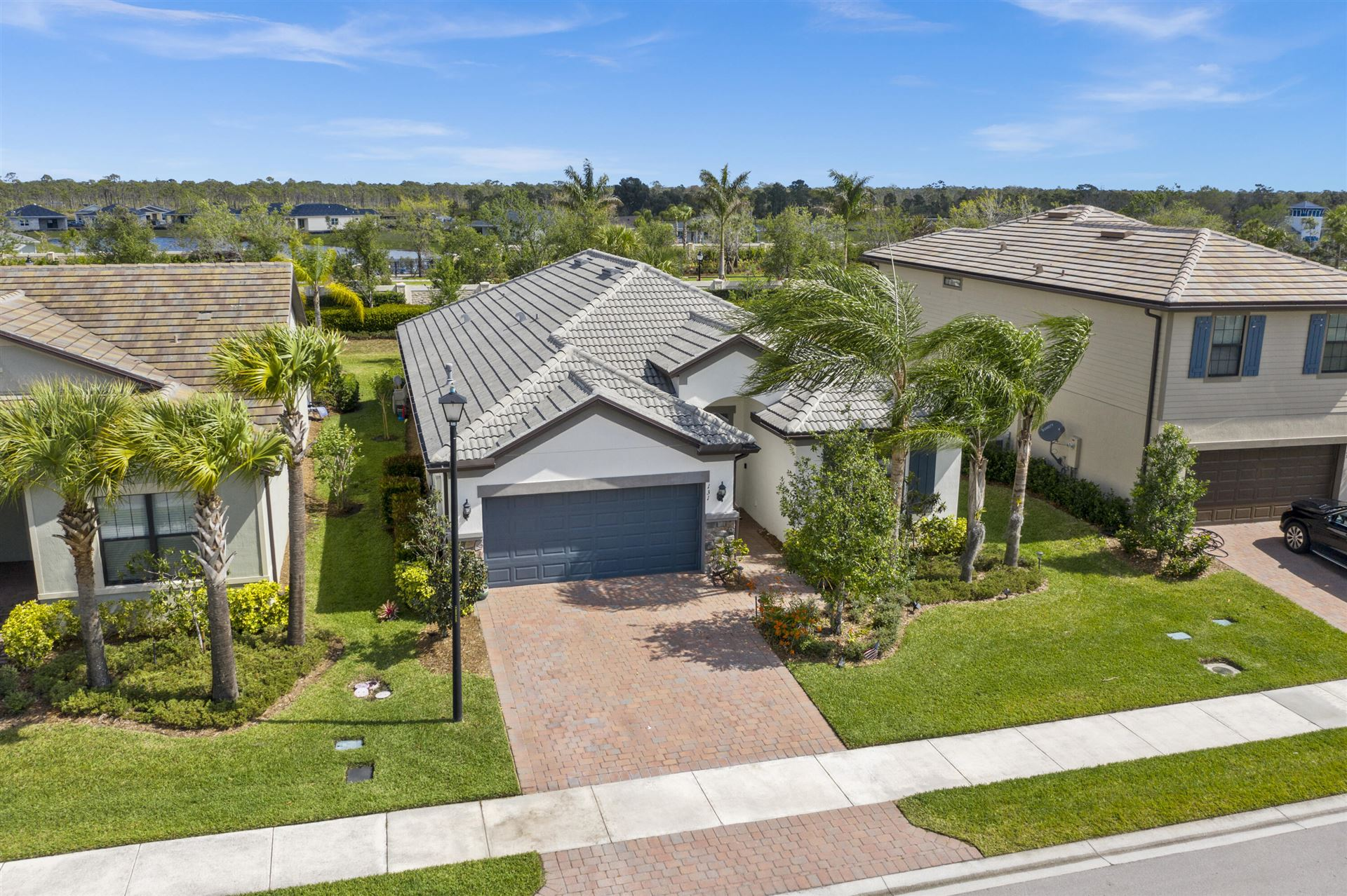131 SE Courances Drive, Port Saint Lucie, FL 34984 - #: RX-10703868