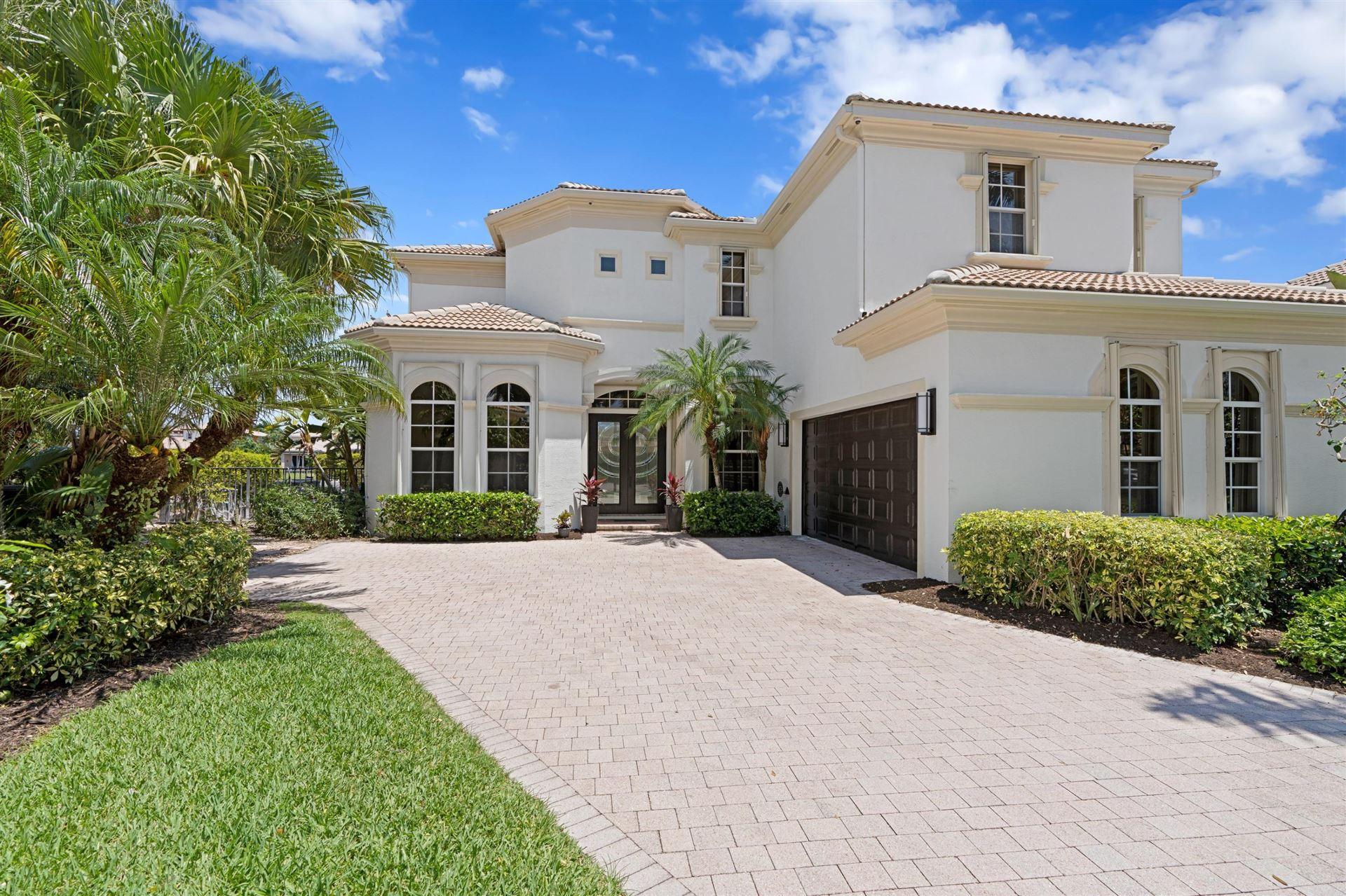 Photo of 355 Vizcaya Drive, Palm Beach Gardens, FL 33418 (MLS # RX-10713868)