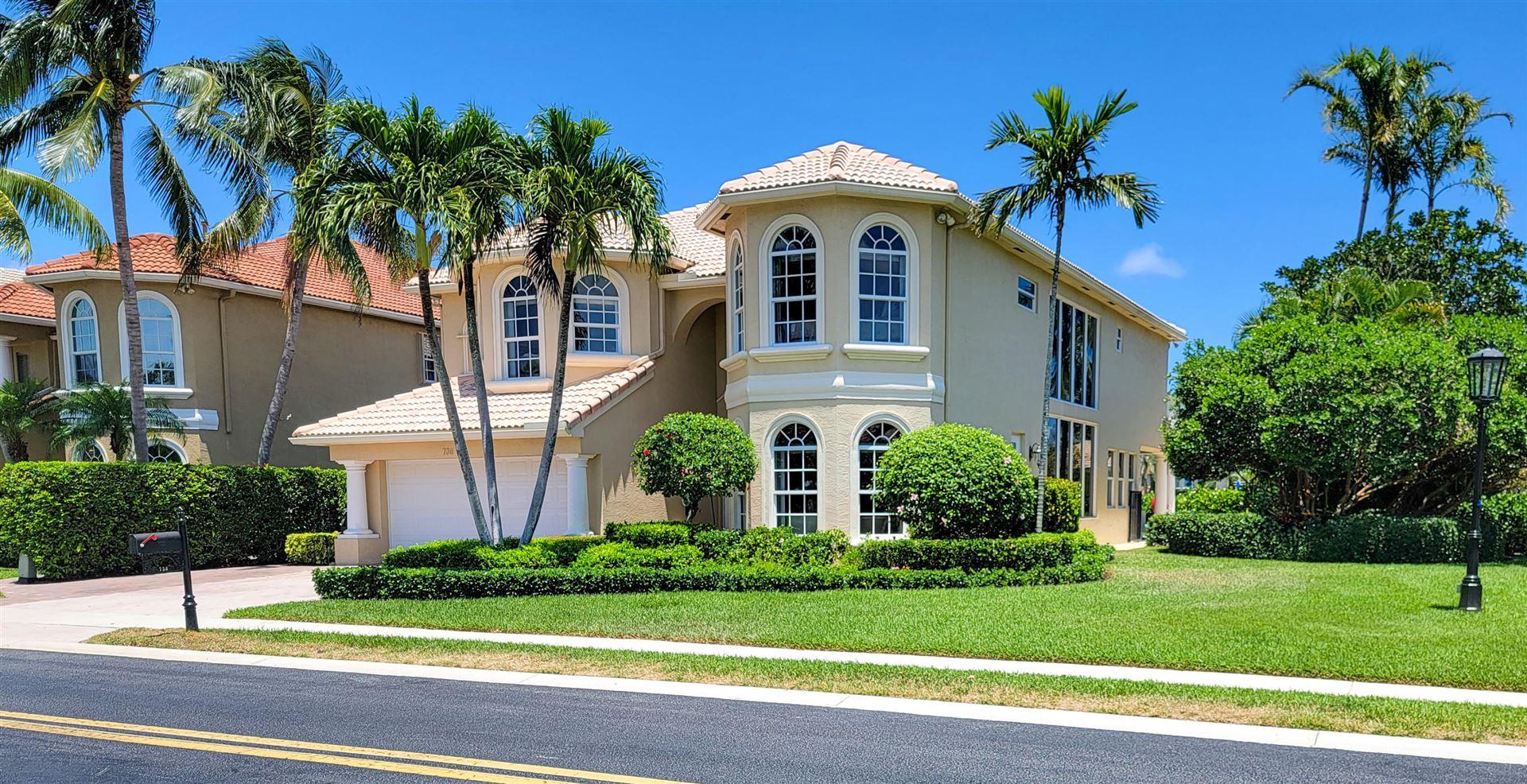736 Sandy Point Lane, North Palm Beach, FL 33410 - MLS#: RX-10719868