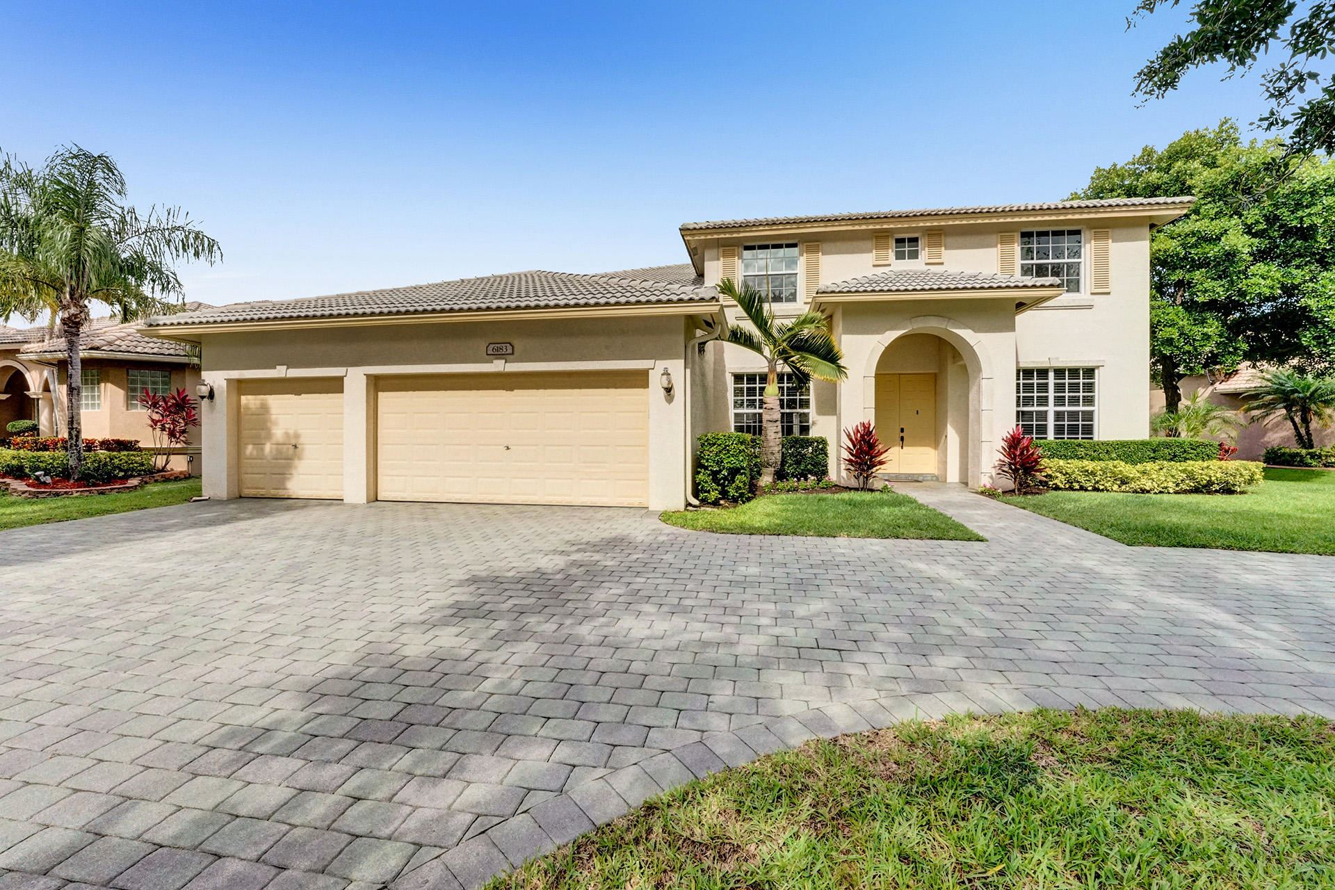6183 NW 56th Drive, Coral Springs, FL 33067 - #: RX-10722868