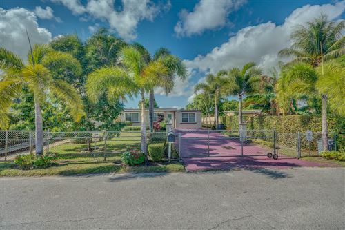 Photo of 3401 Orchid Road, Lake Worth, FL 33462 (MLS # RX-10582869)