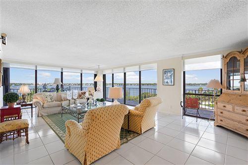 Photo of 3400 S Ocean Boulevard #6ai, Palm Beach, FL 33480 (MLS # RX-10634869)