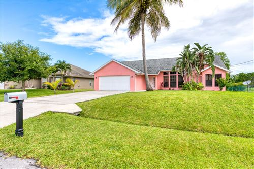 Photo of 6830 NW Granger Avenue, Port Saint Lucie, FL 34983 (MLS # RX-10643869)