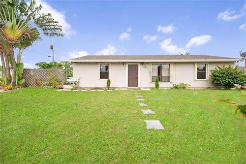 Photo of 15365 Marrian Avenue, Jupiter, FL 33458 (MLS # RX-10723869)