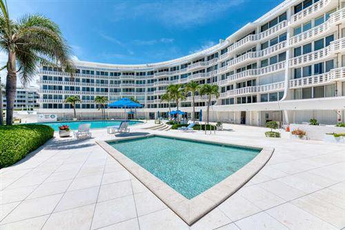 Photo of 100 Sunrise Avenue #306, Palm Beach, FL 33480 (MLS # RX-10733869)