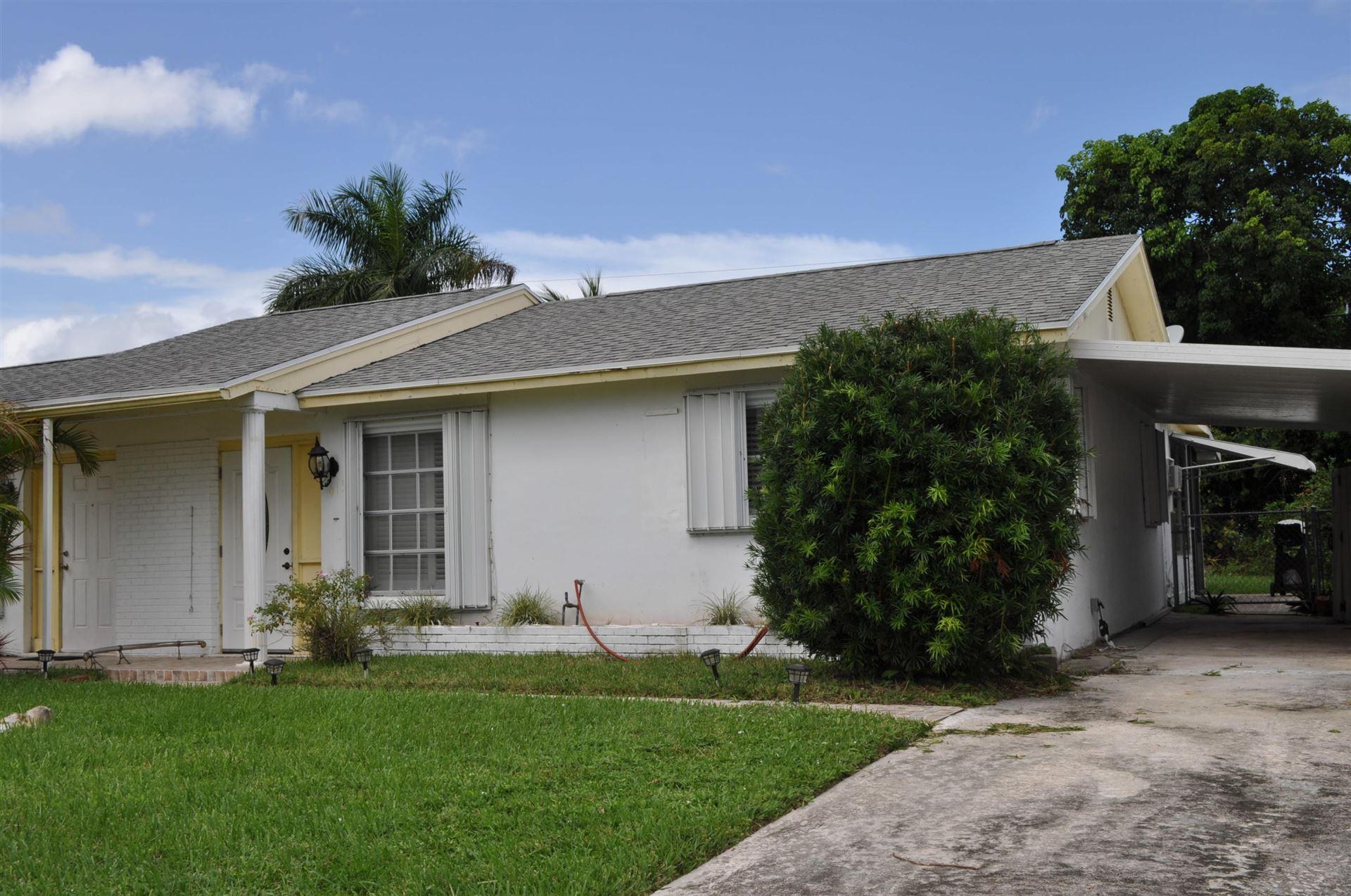 915 Riverwood Lane, Jupiter, FL 33458 - #: RX-10661869