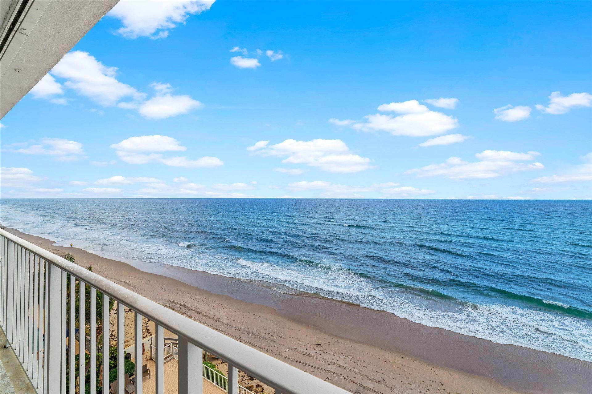4200 S Ocean Boulevard #603, South Palm Beach, FL 33480 - #: RX-10667869