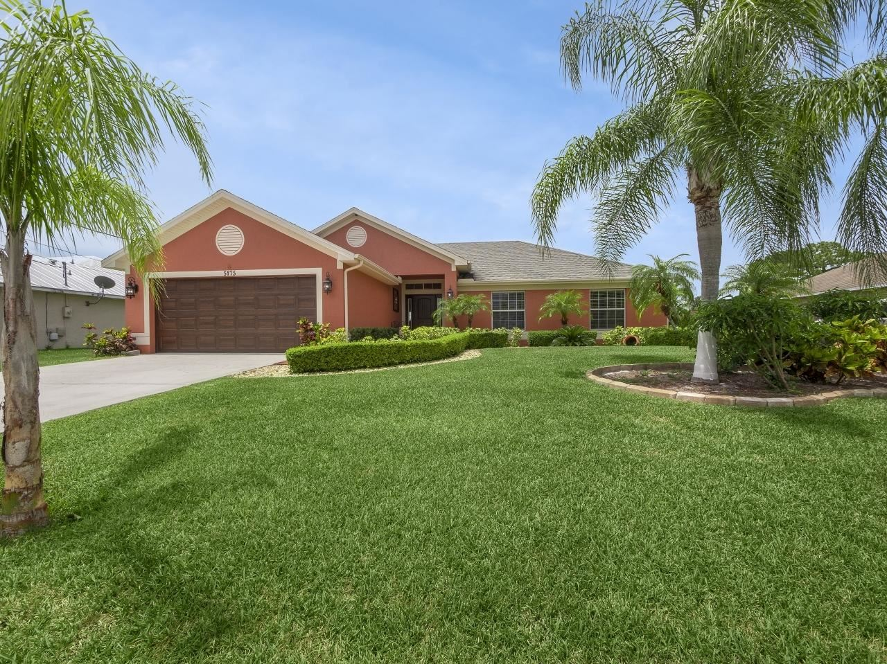5175 NW Aljo Circle, Port Saint Lucie, FL 34986 - MLS#: RX-10715869